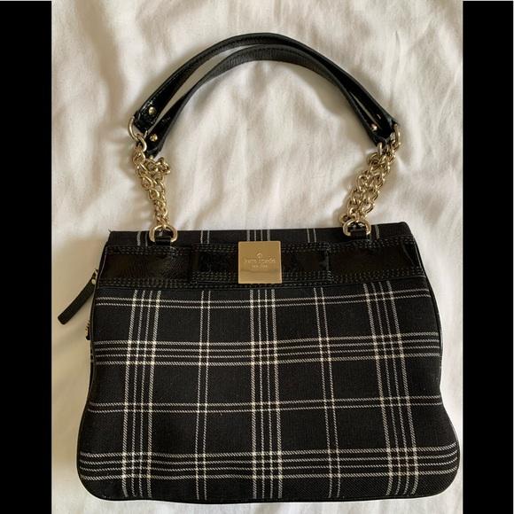 Kate Spade Bags | Kate Spade Plaid Shoulder Bag |